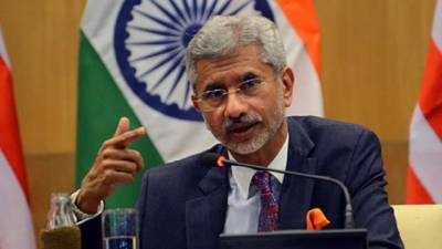 Frustrated Indian External Affairs Minister lashes out at Pakistan
