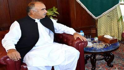 KP Governor, Swiss envoy discuss bilateral ties
