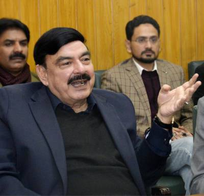 APC exposes awful opposition's face before nation: Sheikh Rasheed