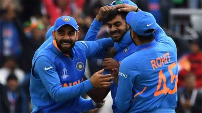 ICC World Cup: India beat West Indies by 125 runs