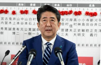 Japan PM Abe, China's Xi agree on need for 'free, fair' trade