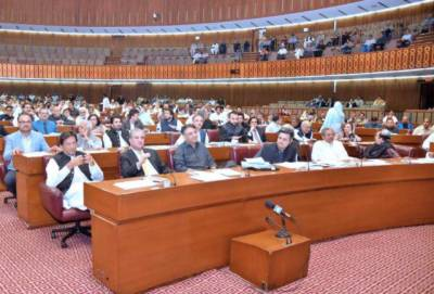 National Assembly passed federal budget, approved finance bill 2019-2020