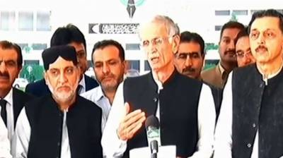 PTI Govt assures implementation of six-point agreement with BNP-Mengal in letter and spirit