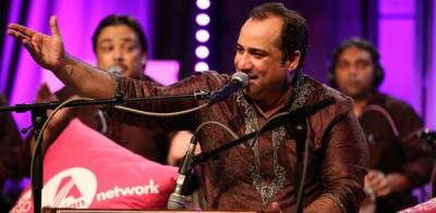 Rahat Fateh Ali Khan dedicated his honorary doctorate to this person