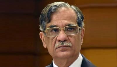 Three UK events featuring Saqib Nisar cancelled over 'lack of public interest'