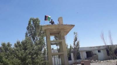 Afghan Taliban claim capturing Police headquarters, kill and injured 35 soldiers including Police Chief