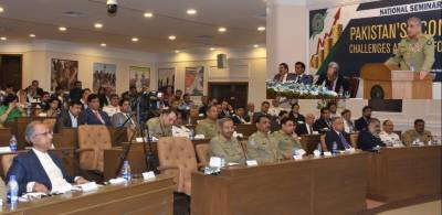 COAS urges to fulfill responsibilities for success of Govt's economic initiatives
