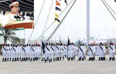 Commander Royal Saudi Navy lauds Pakistan role in war against terrorism