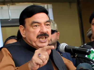 Criminals involve in plundering national money calling nation for protest contemptible: Sheikh Rashid