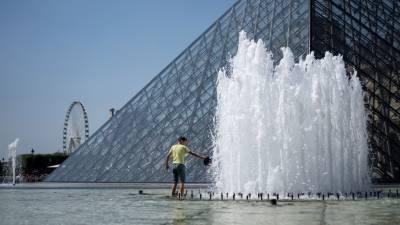 European heatwave: France hits record temperature of 45.9C