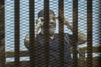 Former Egyptian President Mohammad Morsi was murdered?