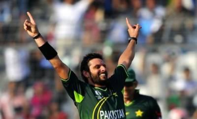 Former Pakistan Skipper Shahid Afridi to join politics