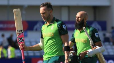 ICC Cricket World Cup: South Africa beat Sri Lanka by 9 wickets