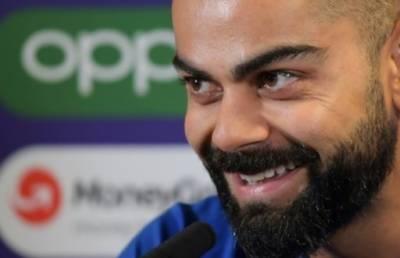 Indian Skipper Virat Kohli confessed pressure ahead of England match