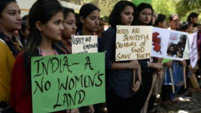 Mother and daughter heads shaved and paraded in India for resisting Gang Rape
