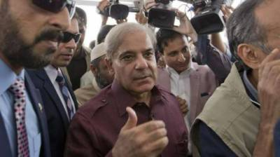 Opposition leader Shahbaz Sharif hints at No Confidence Motion against PM Imran Khan