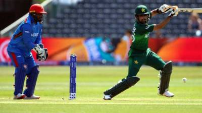 Pakistan takes on Afghanistan in the crucial match of the ICC World Cup