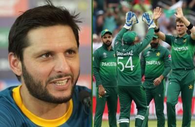 Shahid Afridi raises alarm bells for Pakistan in must win match against Bangladesh