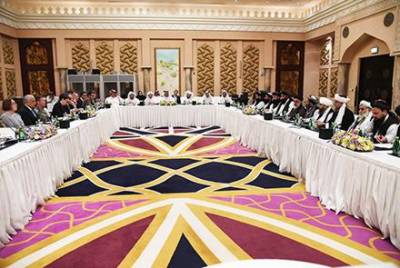 US and Afghan Taliban crucial endgame talks begin in Qatar, troops withdrawal time line discussed