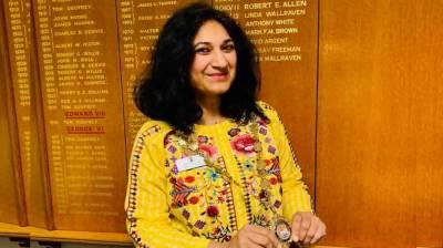 Nazish Adil, Pakistani British becomes first ever muslim mayor of Britain coastal town