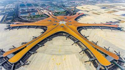 One of the World's largest multi billion dollars Airport all set to open in Beijing, China