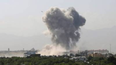 There are reports of powerful explosion in Kabul