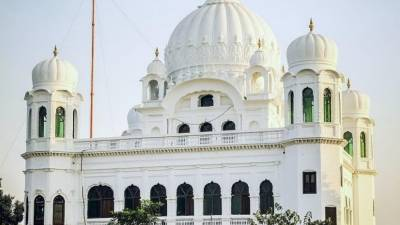 500 years old gurdwara in Pakistan open its doors for Indian Sikhs