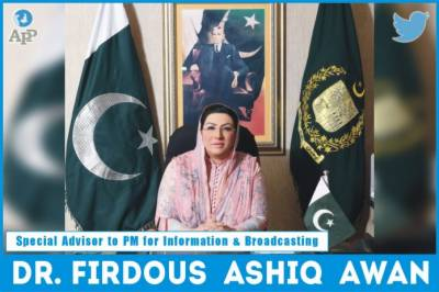 Attachment of political family Benami properties,assets glimpse of Naya Pakistan: Firdous