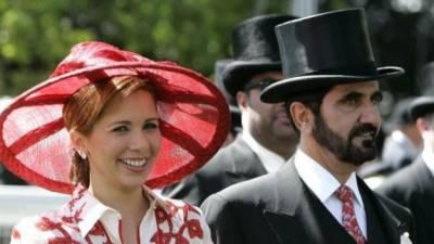 Dubai Ruler posts a furious poem over the betrayal of his runaway wife Princess Haya