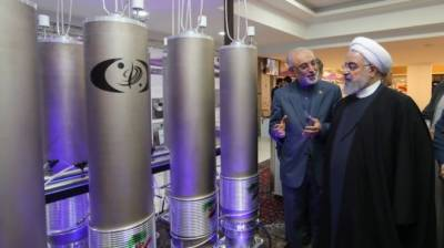 Iran says it has breached 2015 nuclear deal's stockpile limit