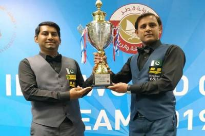 Pakistan beats India to become World Snooker Champion