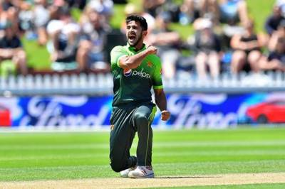 Pakistani pacer Hasan Ali specially thanked PM Imran Khan for his act