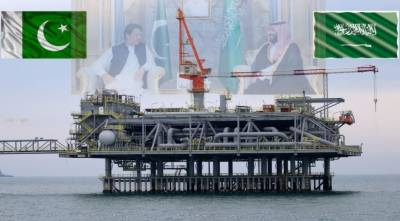 Saudi oil supply to Pakistan on deferred payment begins