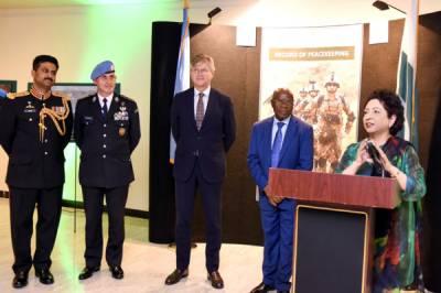 UN Peacekeeping Chief praised Pakistan