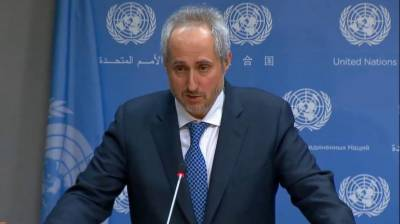 UN urges Iran to stick to nuclear deal