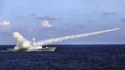 China test-fires multiple anti-ship ballistic missiles: US