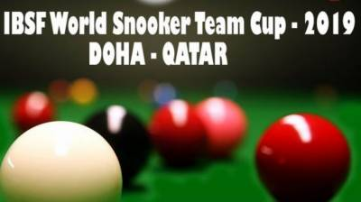 Pakistan wins world team snooker cup, defeating India in final