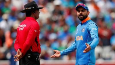 Indian Skipper Virat Kohli may face a ban ahead of World Cup Semifinals