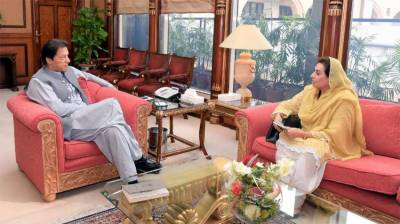 IPC Minister, Governor Punjab call on PM in Islamabad