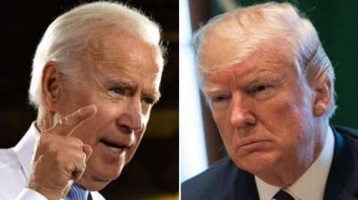 Startling results surface against Donald Trump Vs Joe Biden polls