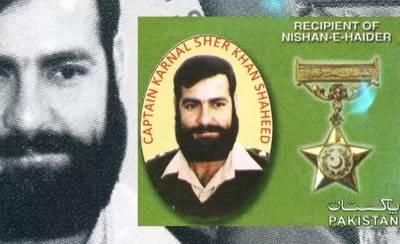 Lion of Kargil: Captain Karnal Sher Khan 20th Martyrdom anniversary observed