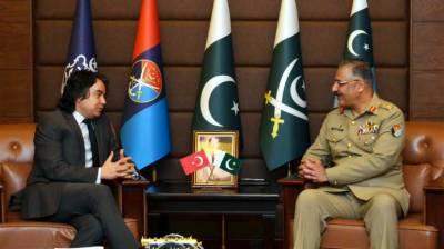 Pakistan Turkey decide to further enhance defence ties