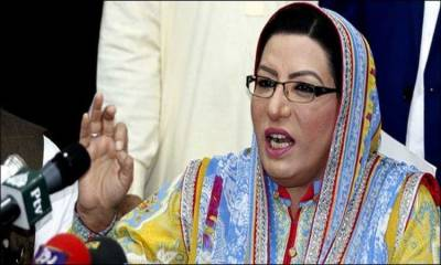 Comprehensive strategy to be devised to address problems being faced by film industry: Firdous