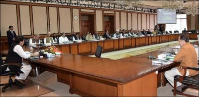 PM Imran Khan chairs Federal Cabinet meeting with 6 points agenda