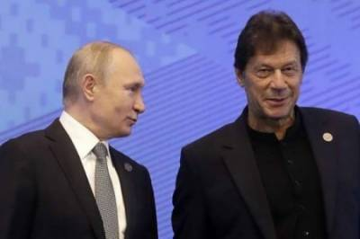 Russia responds over media reports of invitation to Pakistan PM Imran Khan and its embarrassing