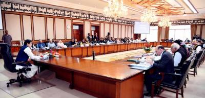 Federal Cabinet directs PEMRA to discourage use of media for promotion of narrative of convicted persons