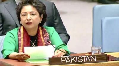 Pakistan stresses global cooperation to break nexus b/w terrorism, organized crime