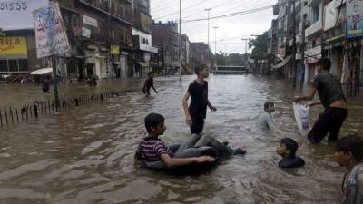 Flood Alert warning issued for several main cities of Pakistan including Lahore