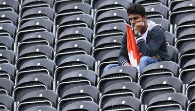 Over one billion hearts broken in India after world cup semifinals defeat against New Zealand