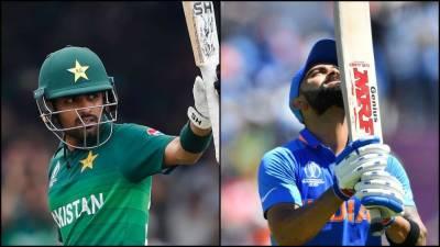 Pakistan's Babar Azam Vs India's Virat Kohli in ICC World Cup 2019, it's stunning comparison